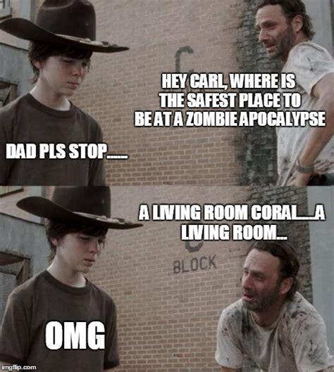 Hey Carl Meme - hey carl meme 28 images rick and carl memes imgflip
