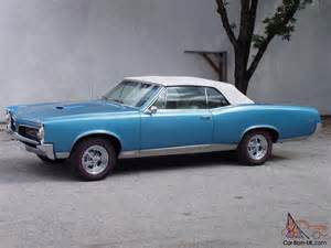 67 Pontiac Gto For Sale 67 Pontiac Gto Rotisserie Restoration Immaculate Convertible