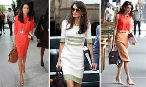 amal clooney style the key pieces from her daytime off