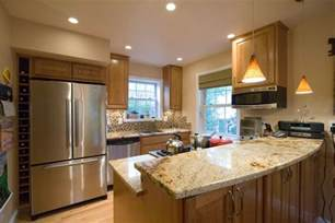 Kitchen Bath Ideas by Kitchen Design Ideas And Photos For Small Kitchens And