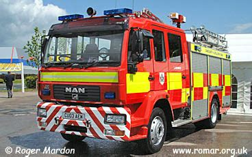 Ladder Mid And West Wales Fire Amp Rescue