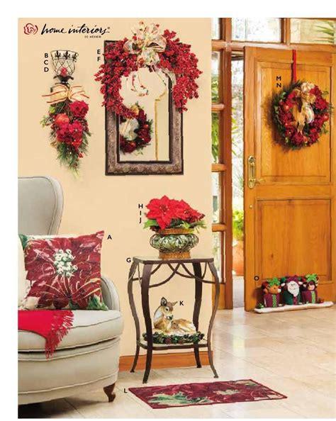 Home Interiors Catalogo by Home Interiors Cat 225 Logo Navidad 2016