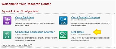 Link Detox Free Trial by Eliminar Backlinks Perjudiciales Y De Mala Calidad De