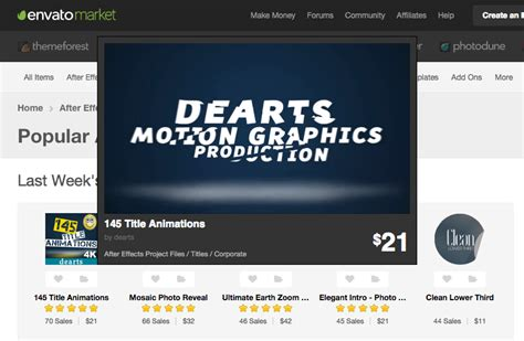 how to purchase after effects templates from videohive how to use after effects templates from videohive pond5