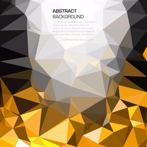 gold geometric wallpaper photo collection polygon hd wallpapers gold