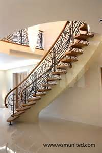 gewendelte treppe curved staircase