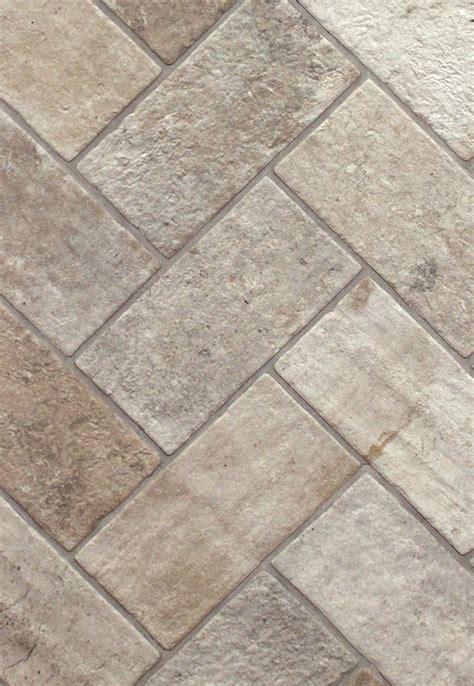 "London Brick Fog 5"" x 10"" Porcelain Floor Tile"