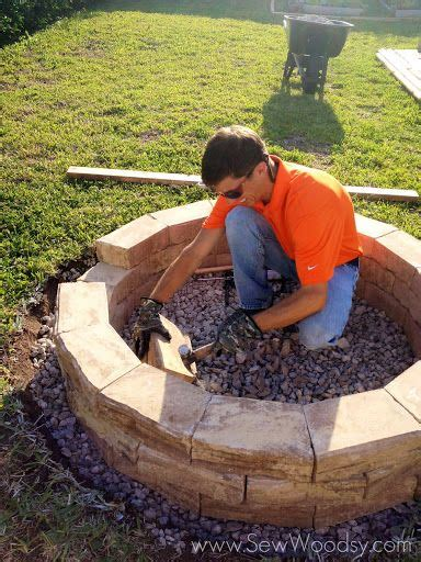 How To Build A Backyard Pit Cheap by 1000 Images About Firepit Ideas On Pits