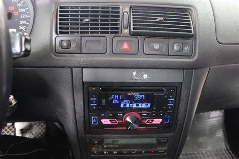 Golf 4 Autoradio by Autoradio Einbau Volkswagen Golf 4 Ars24 Onlineshop
