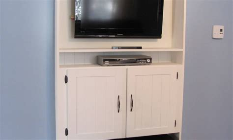 Tv Cabinet With Doors That Enclose Tv 15 Inspirations Of Enclosed Tv Cabinets For Flat Screens With Doors