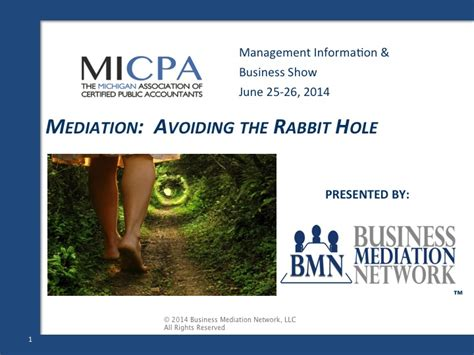 Michigan Executive Mba Cost by Michigan Association Of Cpas Businessmediationnetwork