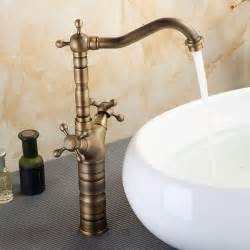Old Fashioned Sink Faucets Old Fashion Antique Brass Bathroom Basin Faucet Mixer Tap