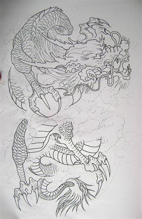 dragon tattoo design book 25 best images on japan