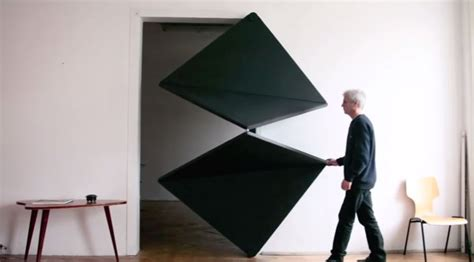 Origami Door - this evolution door open will your mind