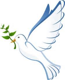 Dove Of Peace Clip Art at Clker.com   vector clip art