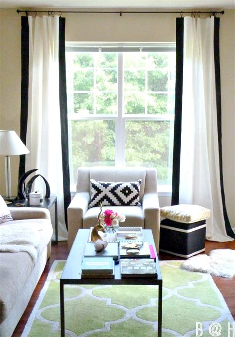 floor to ceiling curtains ikea remodelaholic 45 diy painted curtain styles