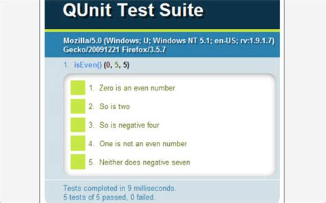 jquery qunit tutorial 50 useful javascript and jquery techniques and plugins noupe