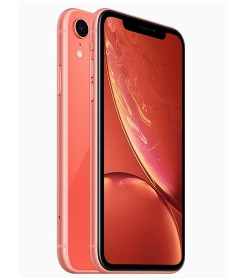 apple iphone xr coral 64gb price buy apple iphone xr coral 64gb at best price in
