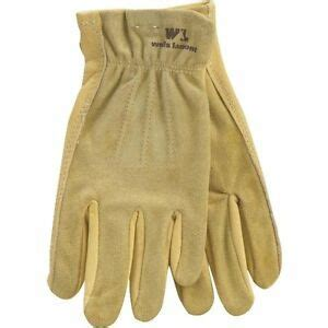 Cowhide Leather Work Gloves - 3 pack lamont small womens grain cowhide leather