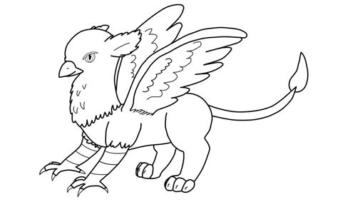 Baby Griffin Coloring Pages Coloring Coloring Pages Griffin Coloring Pages