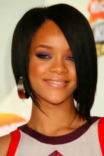 rihanna images of front and back hair styles rihanna bob hairstyles front and back view wesharepics