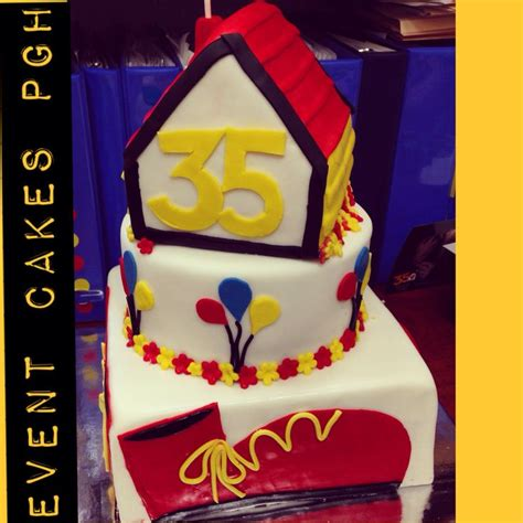ronald mcdonald house pittsburgh 29 best images about ronald mcdonald 35 anniversary cake on pinterest 25th