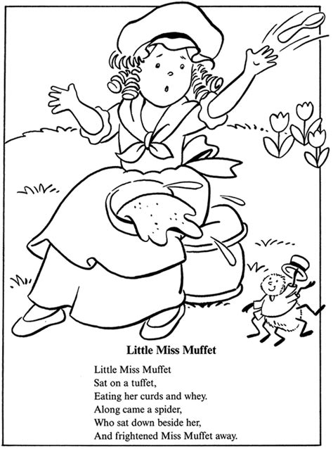 inkspired musings little miss muffet tuffets and fun