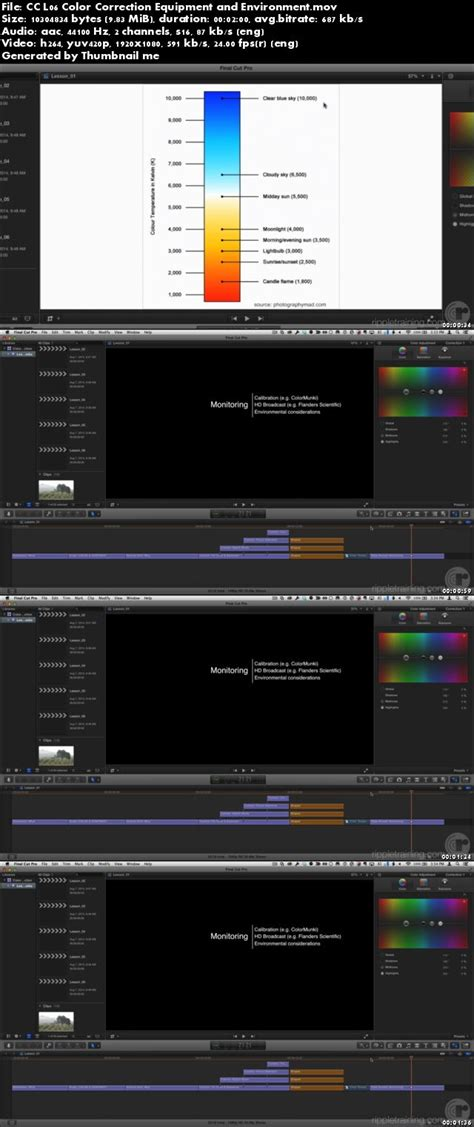 final cut pro color correction color correction in final cut pro x avaxhome