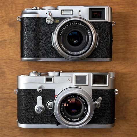 leica m9 price fujifilm what vintage mechanical looks like the