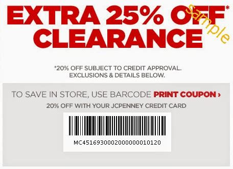 jcpenney printable coupons for december 2014 jcpenney coupons november 2014