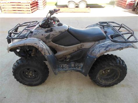used honda atv page 48053 used 2012 honda fourtrax 174 rancher 174 4x4 in