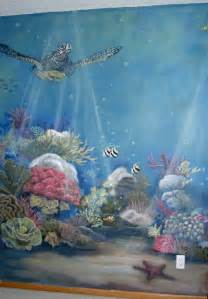 Sea Wall Murals Baby Nursery Ocean Theme Mural Idea As Seen On Www