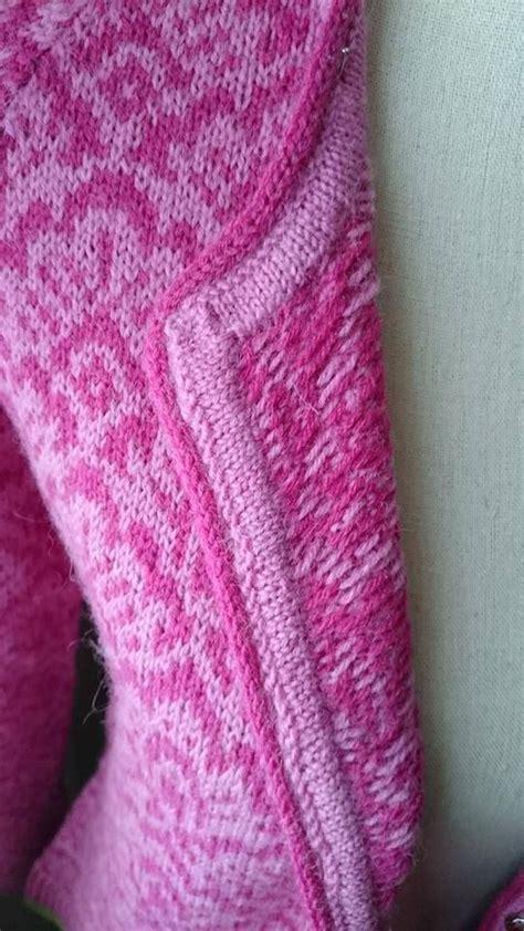 steeks 3 the sandwich kate davies designs nydelig jakke strikket av kari karlsen oppskrift www