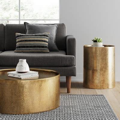 avani drum accent table drum accent tables loris decoration