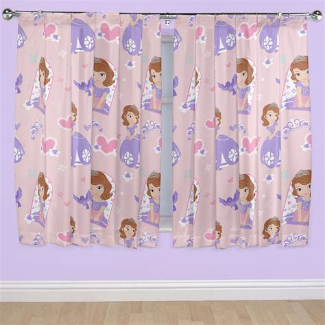 character curtains girls character curtains disney frozen monster high peppa