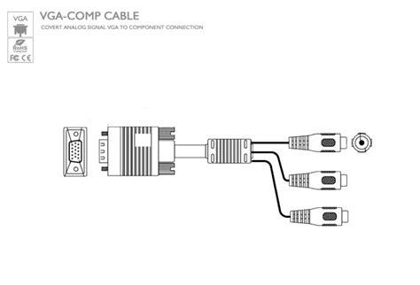 vga to rca diagram vga to rca adapter diagram htb1ssurhxxxxxcyxvxxq6xxfxxxx
