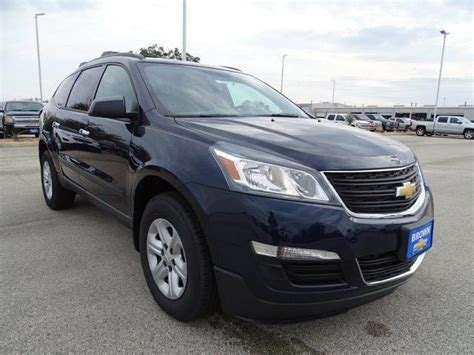 chevrolet traverse blue light blue chevrolet traverse used cars mitula cars