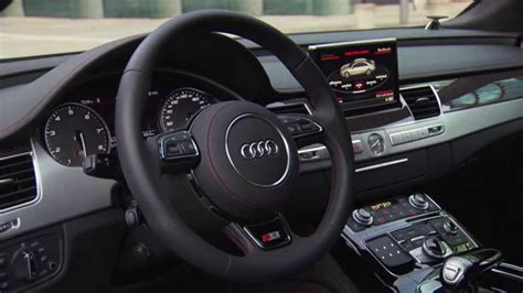 Audi S8 Innenraum by The New Audi S8 Plus Interior Design Automototv Youtube