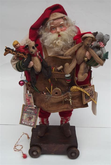 Handmade Santa Dolls - 1000 images about world santas on folk