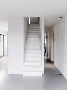 weisse treppe beautifull design white stairs olpos design