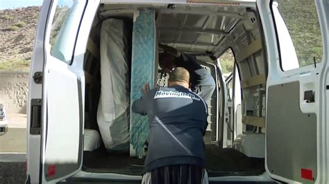 Will A Mattress Fit In A Cargo by U Haul Cargo Load Challenge