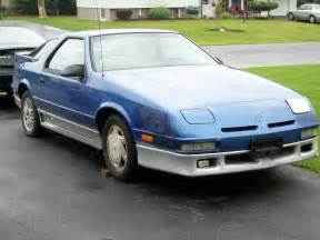 1991 dodge daytona pictures information and specs