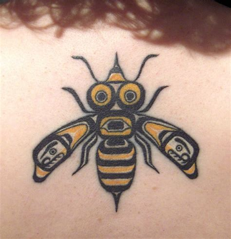 Lovely Bee Tattoo Meanings And Designs Bumble Bee Tattoos Meaning