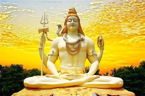 wallpaper hd for desktop of lord shiva lord shiva background hd superhdfx