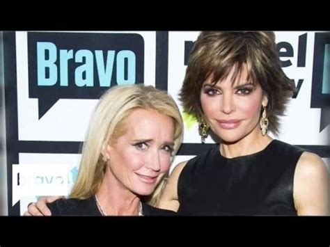 rhobh fight lisa rinna and kim richards feud at adrienne maloofs lisa rinna and kim richards entire feud in 90 seconds