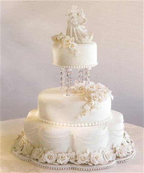 Fondant Wedding Cake by Fondant Wedding Cake Make A Wedding Cake
