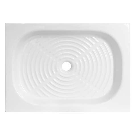 piatto doccia 80x60 offerta piatto doccia 80x60 in ceramica azzurra altezza 10