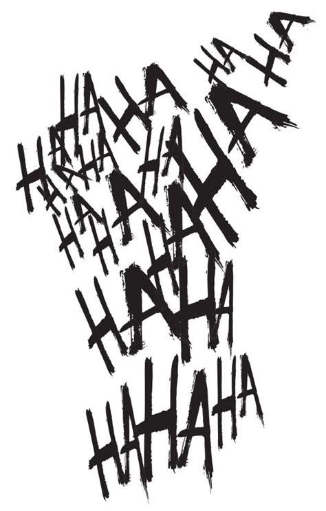 hahaha tattoo diy jared leto joker from squad and