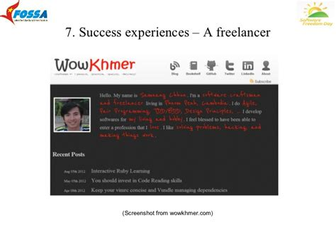 7 Downsides Of Being A Freelancer by Sfd Hanoi2012 Bui Thanh Hai Freelancer Benefits