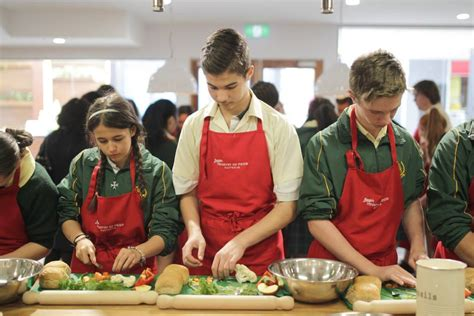 amish cooking class the celebration prairiewood high school joins s food caign